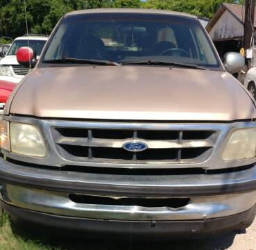 1997 Ford F-150 for sale at Ody's Autos in Houston TX