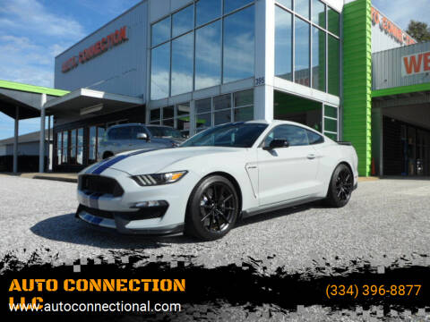 2016 Ford Mustang for sale at AUTO CONNECTION LLC in Montgomery AL