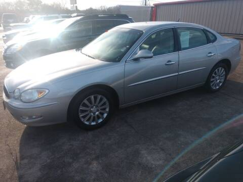 2007 Buick LaCrosse for sale at BIG 7 USED CARS INC in League City TX