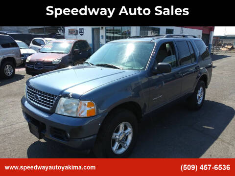 2004 Ford Explorer for sale at Speedway Auto Sales in Yakima WA