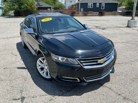 2014 Chevrolet Impala for sale at Some Auto Sales in Hammond IN