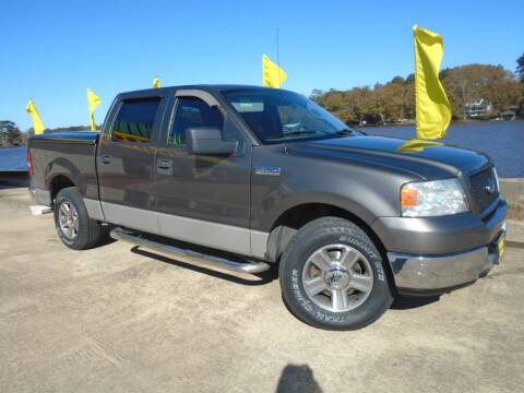 2005 Ford F-150 for sale at Lake Carroll Auto Sales in Carrollton GA