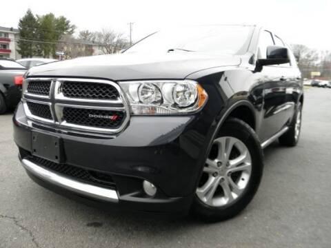 2012 Dodge Durango for sale at DMV Auto Group in Falls Church VA
