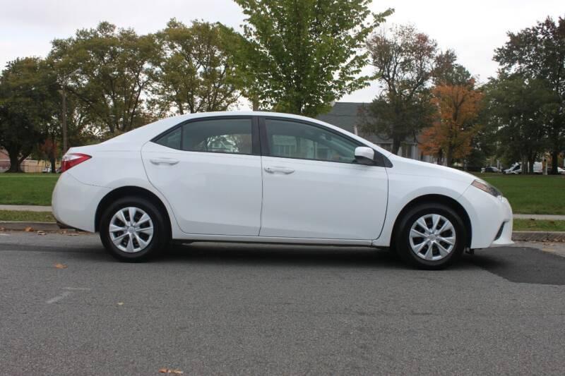 2014 Toyota Corolla for sale at Lexington Auto Club in Clifton NJ