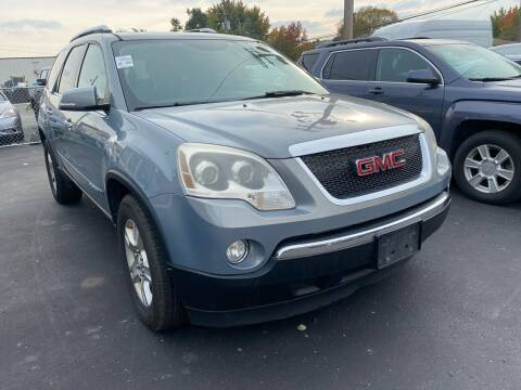 2008 GMC Acadia for sale at My Town Auto Sales in Madison Heights MI