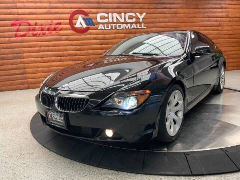 2006 BMW 6 Series for sale at Dixie Motors in Fairfield OH