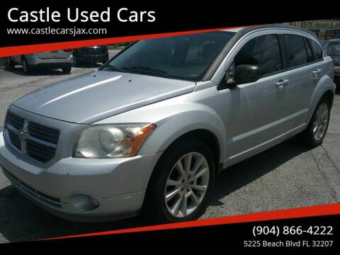 2011 Dodge Caliber for sale at Castle Used Cars in Jacksonville FL