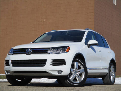 2014 Volkswagen Touareg for sale at Autohaus in Royal Oak MI