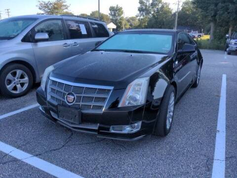 2011 Cadillac CTS for sale at Strosnider Chevrolet in Hopewell VA