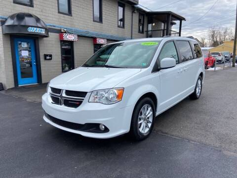 2019 Dodge Grand Caravan for sale at Sisson Pre-Owned in Uniontown PA