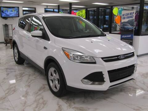 2014 Ford Escape for sale at Dealer One Auto Credit in Oklahoma City OK