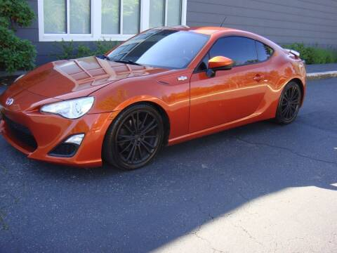 2013 Scion FR-S for sale at Western Auto Brokers in Lynnwood WA