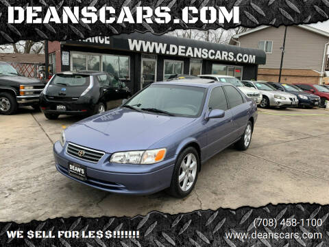 2000 Toyota Camry for sale at DEANSCARS.COM in Bridgeview IL