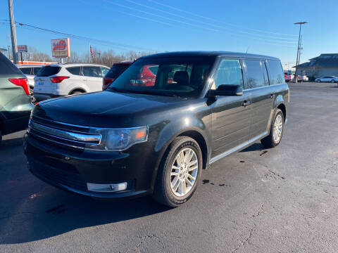 2014 Ford Flex for sale at McCully's Automotive - Trucks & SUV's in Benton KY