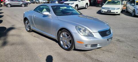 2006 Lexus SC 430 for sale at South Point Auto Plaza, Inc. in Albany NY