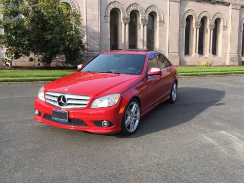 2008 Mercedes-Benz C-Class for sale at First Union Auto in Seattle WA