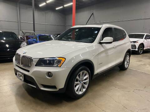 2013 BMW X3 for sale at EA Motorgroup in Austin TX