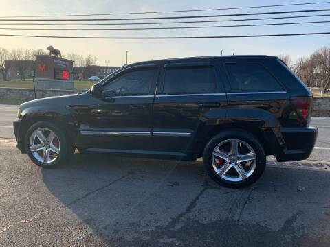 2007 Jeep Grand Cherokee for sale at GET N GO USED AUTO & REPAIR LLC in Martinsburg WV