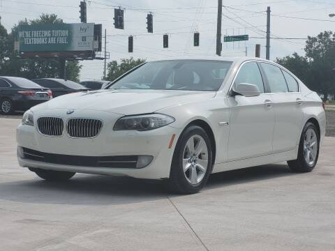 2012 BMW 5 Series for sale at PRIME AUTO SALES in Indianapolis IN