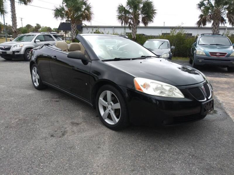 2007 Pontiac G6 for sale at AutoVenture Sales And Rentals in Holly Hill FL