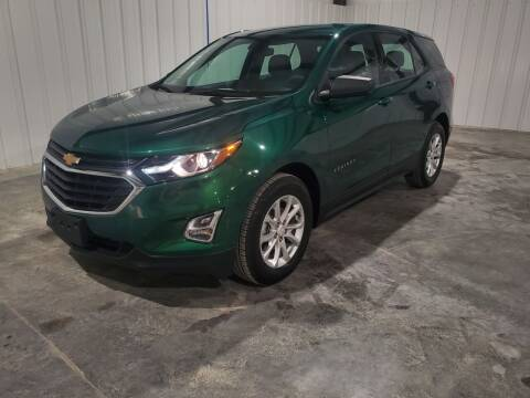 2018 Chevrolet Equinox for sale at Hatcher's Auto Sales, LLC in Campbellsville KY