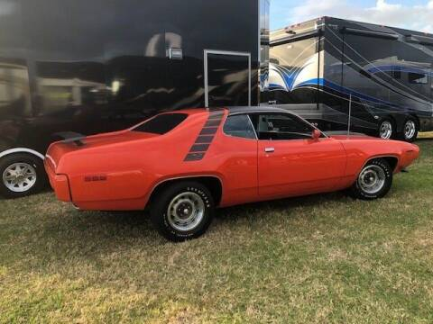 1971 Plymouth Roadrunner for sale at Collector Auto Sales and Restoration in Wausau WI