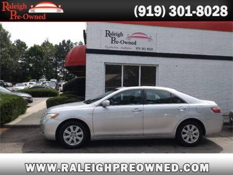 2008 Toyota Camry for sale at Raleigh Pre-Owned in Raleigh NC