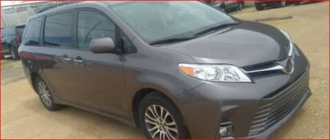 2019 Toyota Sienna for sale at Seewald Cars in Brooklyn NY