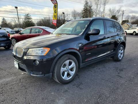 2011 BMW X3 for sale at AFFORDABLE IMPORTS in New Hampton NY