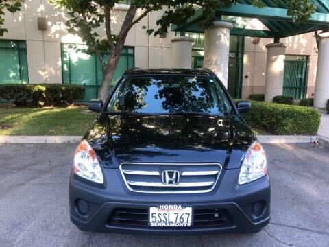 2004 Honda CR-V for sale at Hi5 Auto in Fremont CA