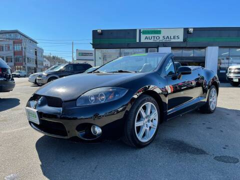 2007 Mitsubishi Eclipse Spyder for sale at Wakefield Auto Sales of Main Street Inc. in Wakefield MA