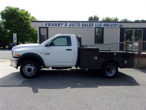 2011 RAM Ram Chassis 5500 for sale at Swanny's Auto Sales in Newton NC