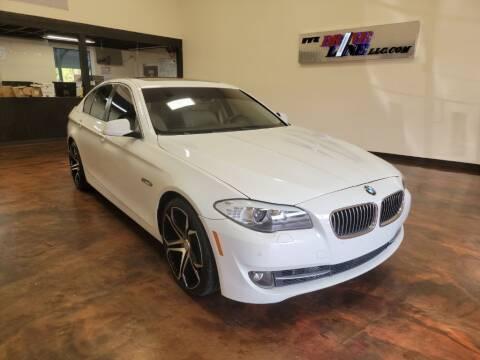 2012 BMW 5 Series for sale at Driveline LLC in Jacksonville FL