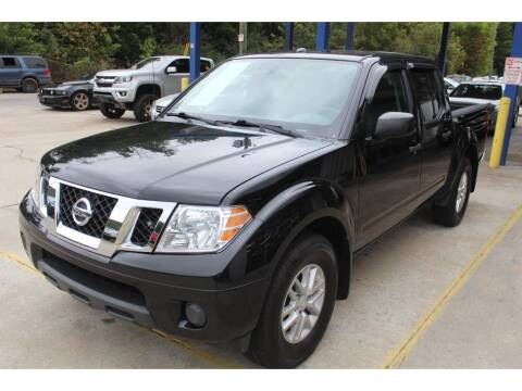 2016 Nissan Frontier for sale at Inline Auto Sales in Fuquay Varina NC