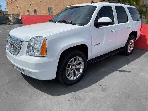 2014 GMC Yukon for sale at CARSTER in Huntington Beach CA
