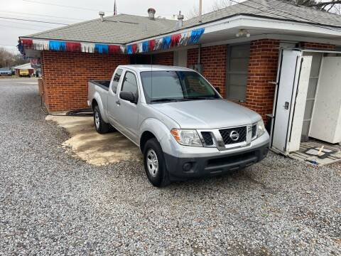 2014 Nissan Frontier for sale at American Auto in Rayville LA