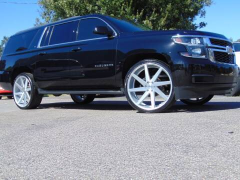 2015 Chevrolet Suburban for sale at Ratchet Motorsports in Gibsonton FL