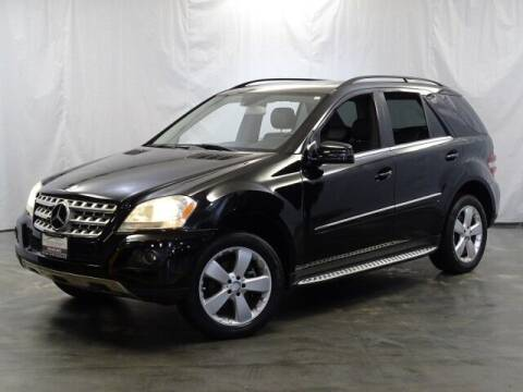 2011 Mercedes-Benz M-Class for sale at United Auto Exchange in Addison IL