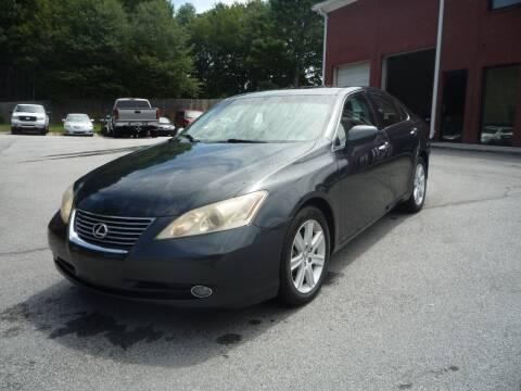 2008 Lexus ES 350 for sale at Credit Cars LLC in Lawrenceville GA