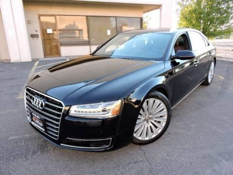 2015 Audi A8 L for sale at PK MOTORS GROUP in Las Vegas NV