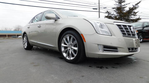 2013 Cadillac XTS for sale at Action Automotive Service LLC in Hudson NY