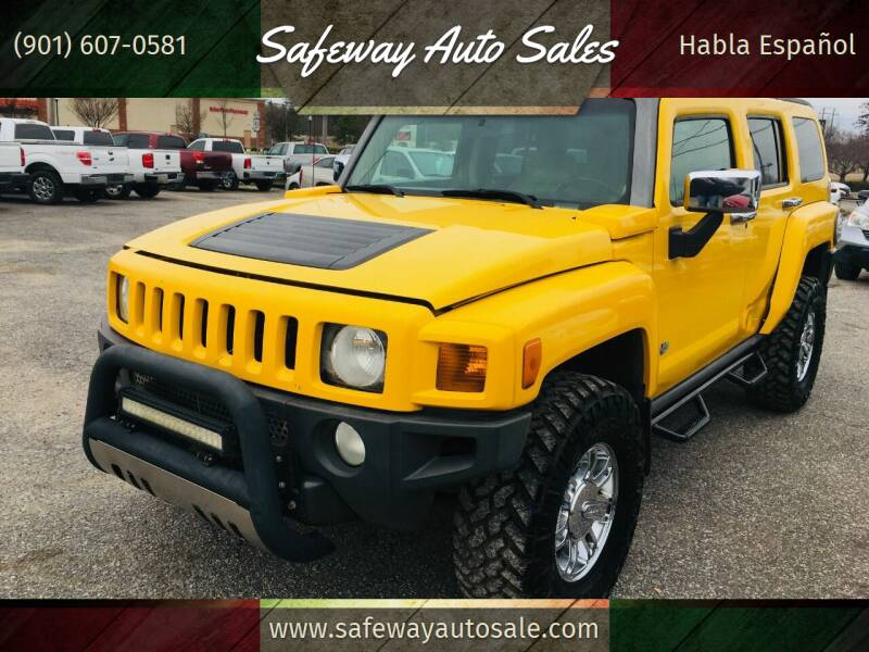 2007 HUMMER H3 for sale at Safeway Auto Sales in Horn Lake MS