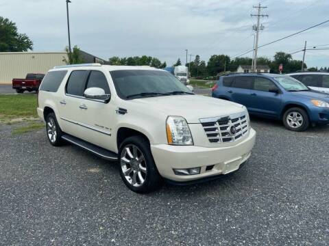 2007 Cadillac Escalade ESV for sale at US5 Auto Sales in Shippensburg PA