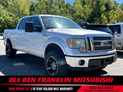2010 Ford F-150 for sale at Ole Ben Franklin Motors Clinton Highway in Knoxville TN