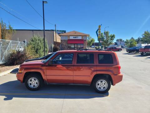 2010 Jeep Patriot for sale at 719 Automotive Group in Colorado Springs CO