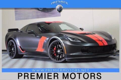 2019 Chevrolet Corvette for sale at Premier Motors in Hayward CA