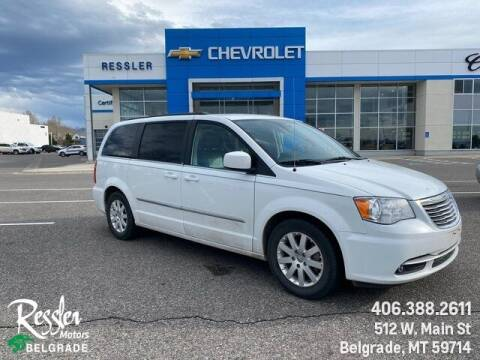 2014 Chrysler Town and Country for sale at Danhof Motors in Manhattan MT
