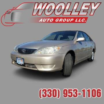 2006 Toyota Camry for sale at Woolley Auto Group LLC in Poland OH
