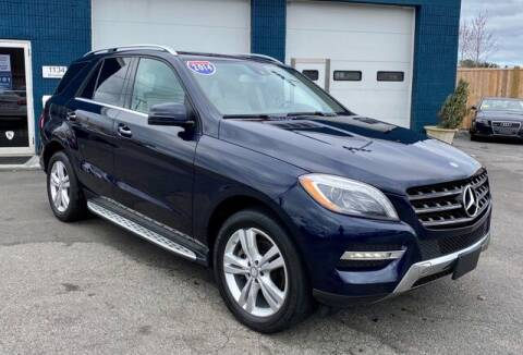 2014 Mercedes-Benz M-Class for sale at Saugus Auto Mall in Saugus MA