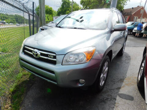 2008 Toyota RAV4 for sale at WOOD MOTOR COMPANY in Madison TN